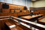 Central Criminal Court court 13 inside